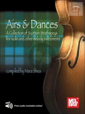 Airs & Dances (A Collection of Scottish Strathspeys)