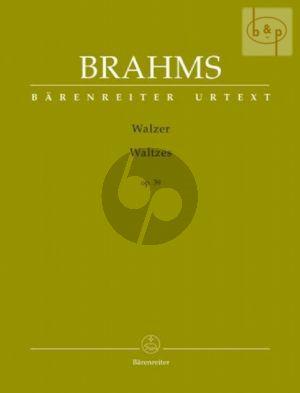 Walzer Op.39 Piano