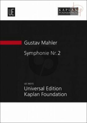 Mahler Symphony No.2 (Resurrection) (5 Mov.) (1894 rev.19)