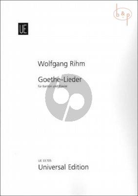 Goethe Lieder