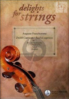 12 Capricen Op.7 Vol.1