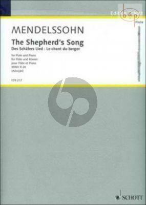 Shepherd's Song MWV R24
