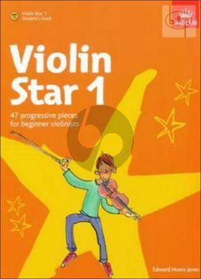 Violin Star 1 (47 Progressive Pieces for the Beginner Violist)