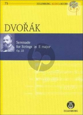 Serenade E-major Op.22 (String Orch.)