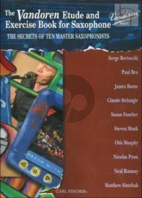 The Vandoren Etude and Exercise Book