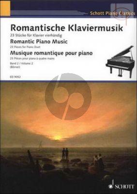 Romantische Klaviermusik Vol.2