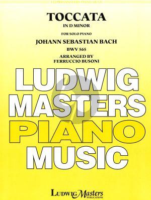 Bach Toccata D-minor BWV 565 for Organ