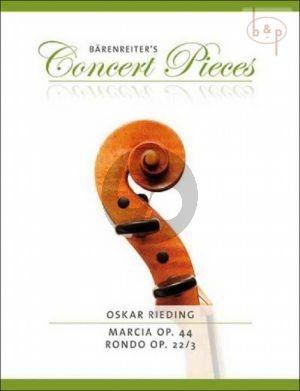 Marcia Op.44 & Rondo Op.22 No.3