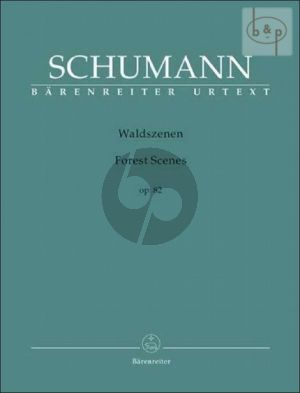 Waldszenen Op.82 (edited by Holger M.Stuwe)