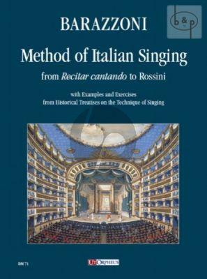 Method of Italian Singing