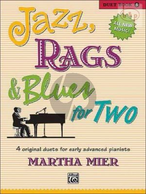 Jazz-Rags & Blues for Two Vol.5