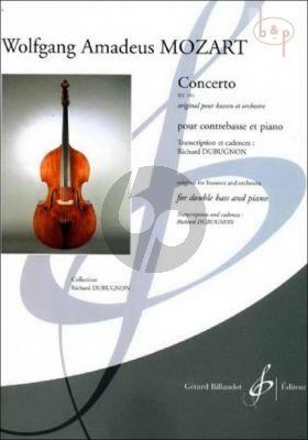 Concerto KV 191 A-major