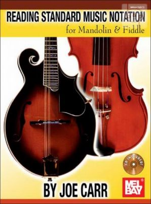Reading Standard Notation for Mandolin & Fiddle