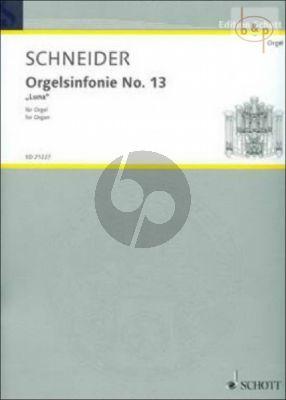 Orgelsinfonie No.13 Luna