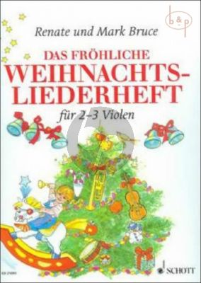 Frohliche Weihnachtsliederbuch