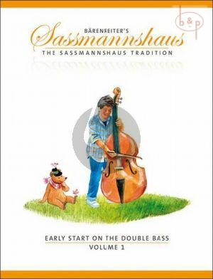 Early Start on the Doublebass Vol.1