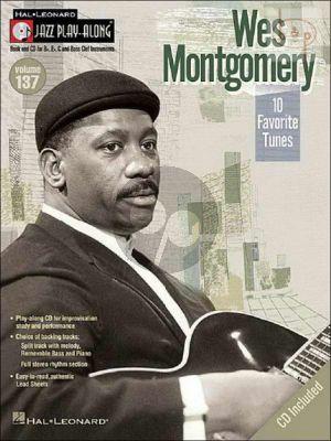 10 Favorite Tunes (Jazz Play-Along Series Vol.137)
