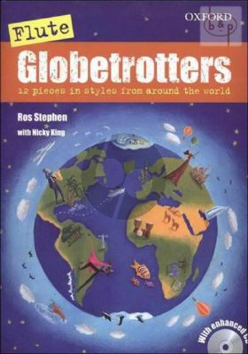 Flute Globetrotters (12 Pieces in Styles from Around the World)