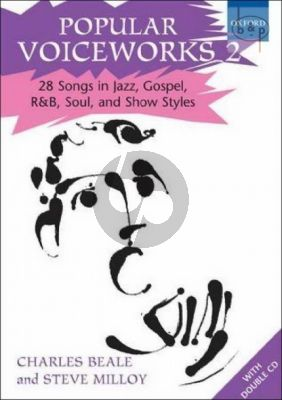 Popular Voiceworks 2 (28 Songs in Jazz-Gospel- R & B and Show Styles)