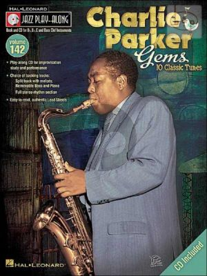 Gems (10 Classic Tunes) (Jazz Play-Along Series Vol.142)