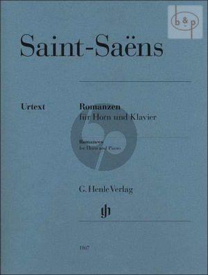 2 Romanzen Op.36 & Op.67 (Horn in F/E)