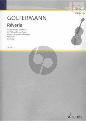 Reverie g-minor Op.92 No.2