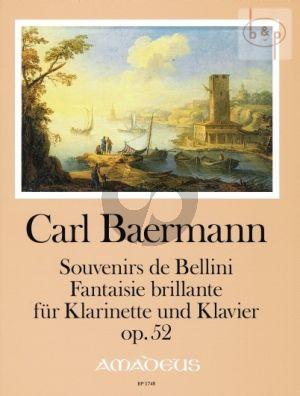 Souvenirs de Bellini Op.52
