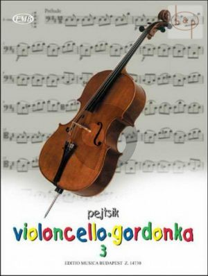Violoncello Method Vol.3