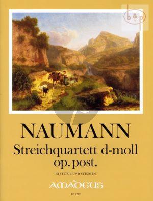 Quartett d-minor Op.Posth.