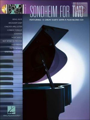 Sondheim for Two Piano Duet