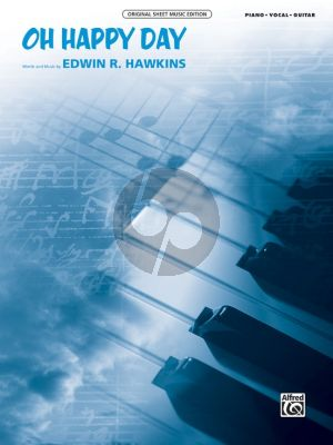 Hawkins Oh Happy Day Piano-Vocal (single sheet)