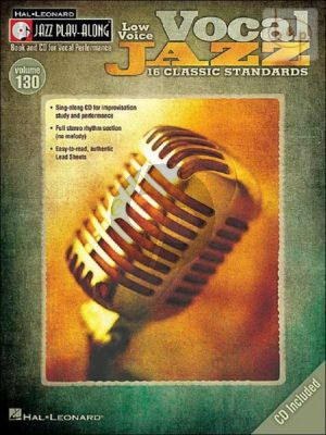 Vocal Jazz (Jazz Play-Along Series Vol.130)