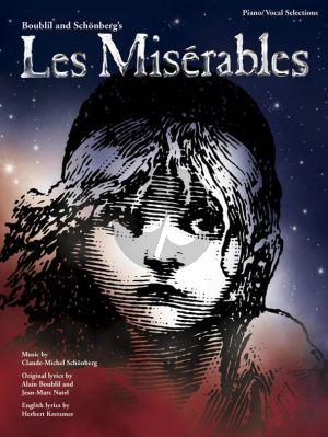 Boubil Schonberg Les Miserables Vocal Selection