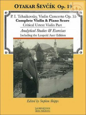 Concerto D-major Op.35 (Violin-Orch.) (piano red.)