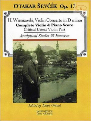 Concerto d-minor Op.17 (Violin-Orch.)