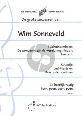 Grote Successen van Wim Sonneveld (Piano-Akkordeon met Tekst) (arr. Henk Langerak)