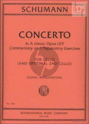 Concerto a-minor Op.29 (Violoncello with 2nd. cello)