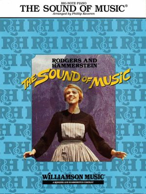Rodgers-Hammerstein The Sound of Music Big Note Piano (arr. Phillip Keveren)