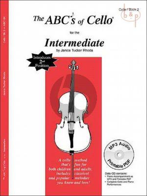 The ABC's of Cello Vol.2 Intermediate