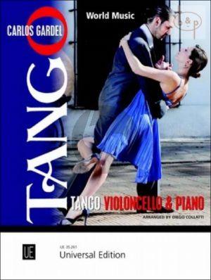 Gardel Tango Violoncello and Piano (arr. Diego Collatti)