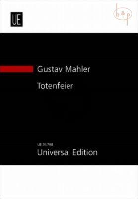Totenfeier c-moll (Symphonischer Dichtung) (1888)
