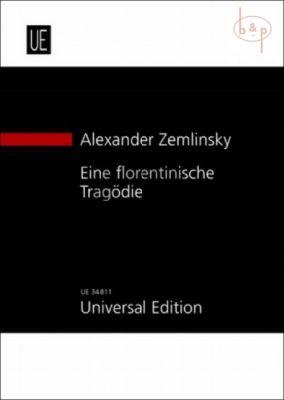 Eine Florentinische Tragodie Op.16 (Opera)
