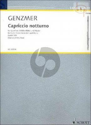 Capriccio Notturno GeWV 263