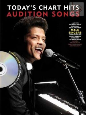 Today's Chart Hits Audition Songs for Male Singers