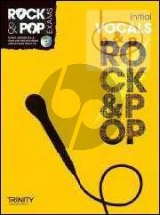 Rock & Pop Exams Vocals Initial (Songs-Session Skills-Hits and Tips)