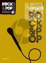 Rock & Pop Exams Vocals Grade 1 (Songs-Session Skills-Hits and Tips)
