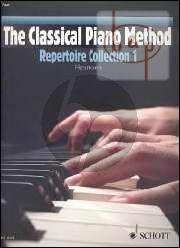 The Classical Piano Method Repertoire Collection 1