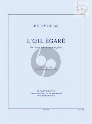 L'Oeil Egare (6 Chants)