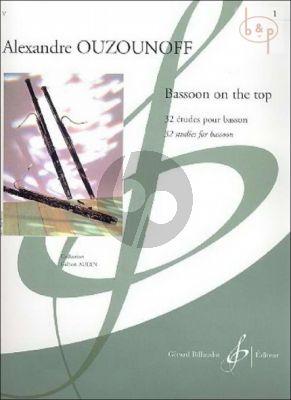 Bassoon on the Top Vol.1 32 Etudes