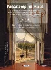 Passatempi Musicali Vol.6 (1 - 2 Voices-Piano and Piano Solo)